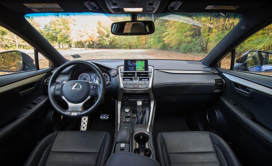 2017 Lexus NX200t F Sport - Slide 34