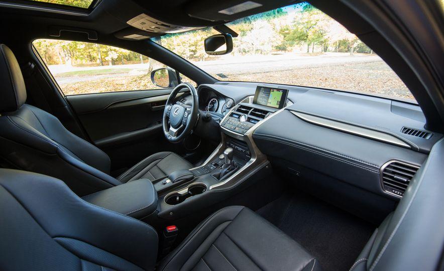 2017 Lexus NX200t F Sport - Slide 35