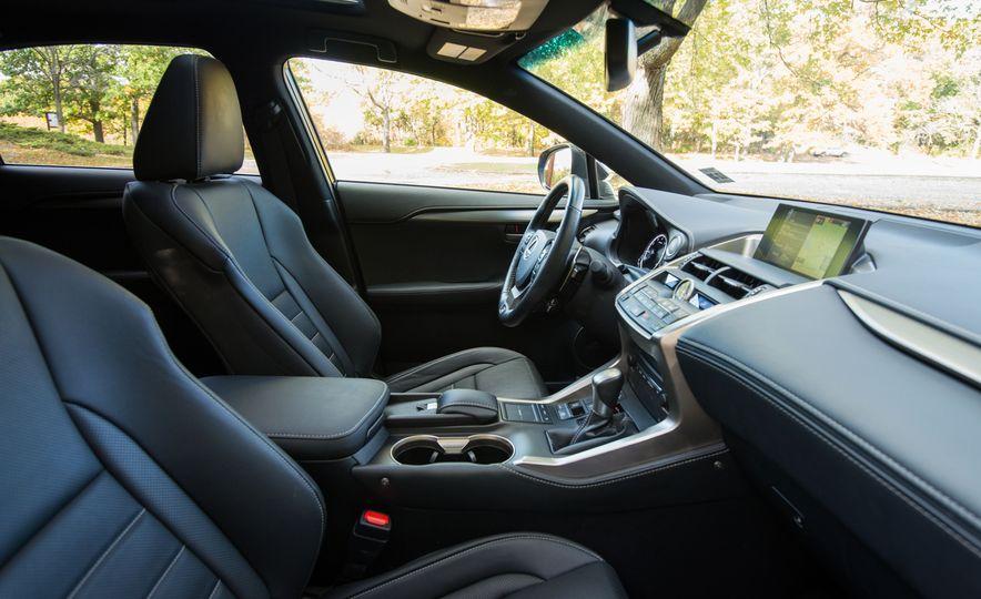2017 Lexus NX200t F Sport - Slide 36