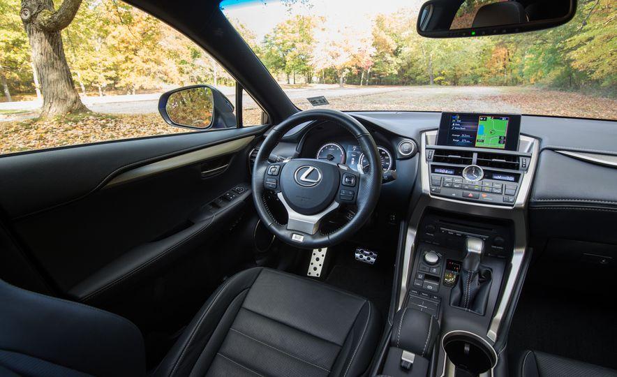 2017 Lexus NX200t F Sport - Slide 37