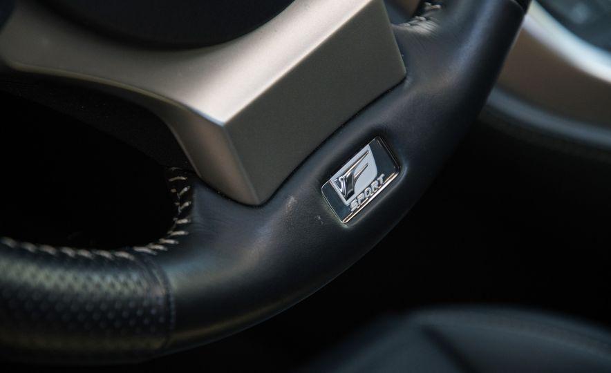 2017 Lexus NX200t F Sport - Slide 49