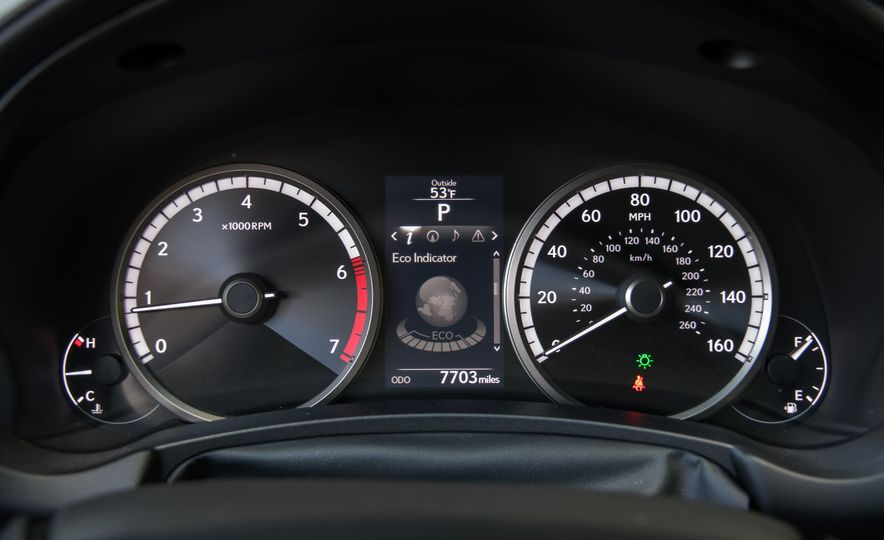 2017 Lexus NX200t F Sport - Slide 51