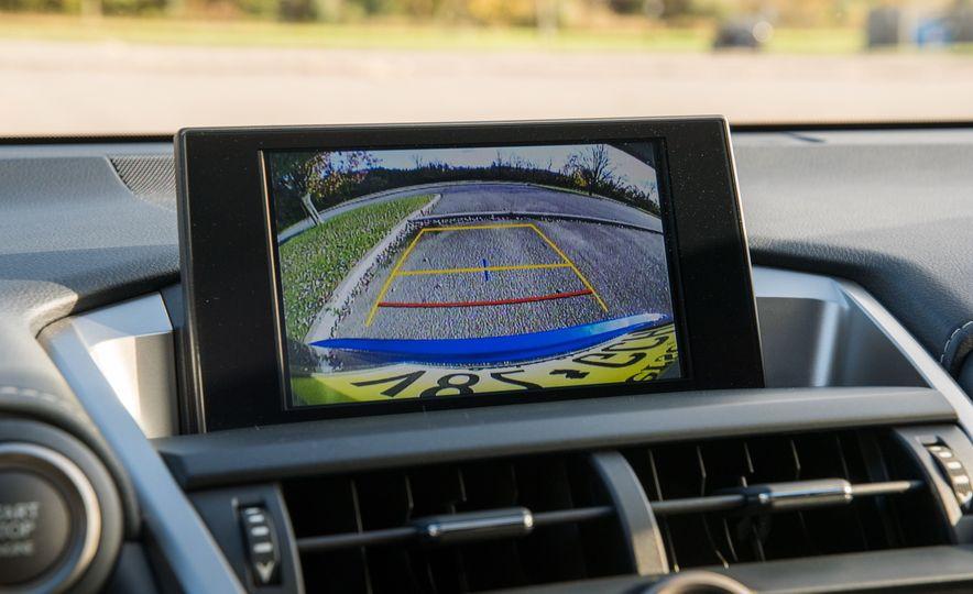 2017 Lexus NX200t F Sport - Slide 60