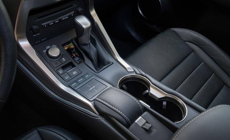 2017 Lexus NX200t F Sport - Slide 63
