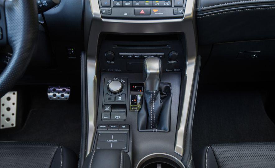 2017 Lexus NX200t F Sport - Slide 64