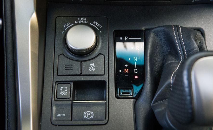 2017 Lexus NX200t F Sport - Slide 66