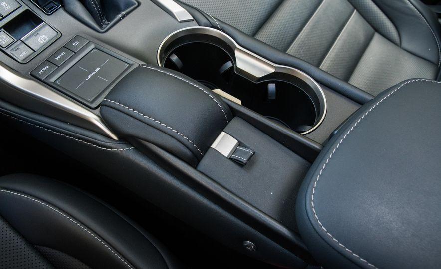 2017 Lexus NX200t F Sport - Slide 68