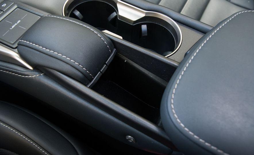 2017 Lexus NX200t F Sport - Slide 69