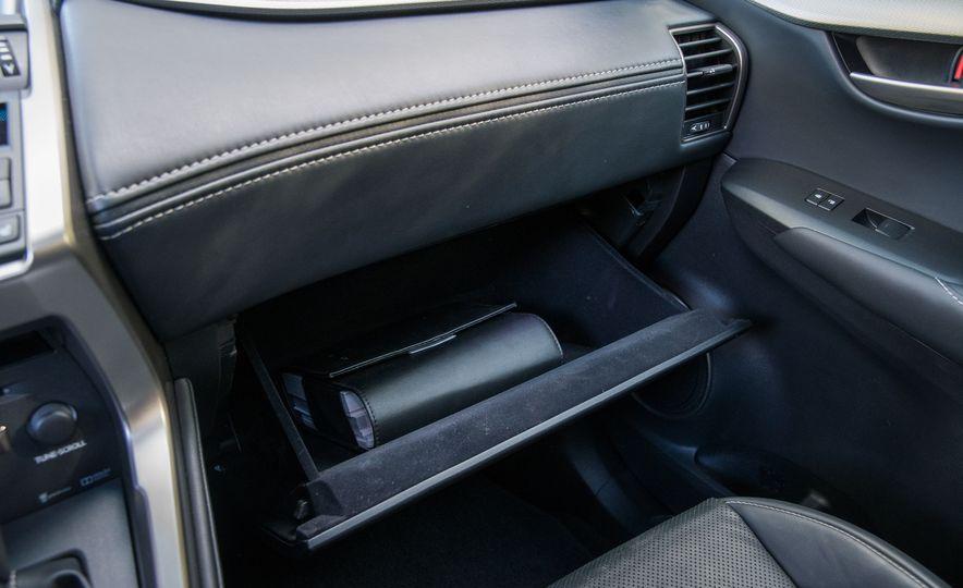 2017 Lexus NX200t F Sport - Slide 73