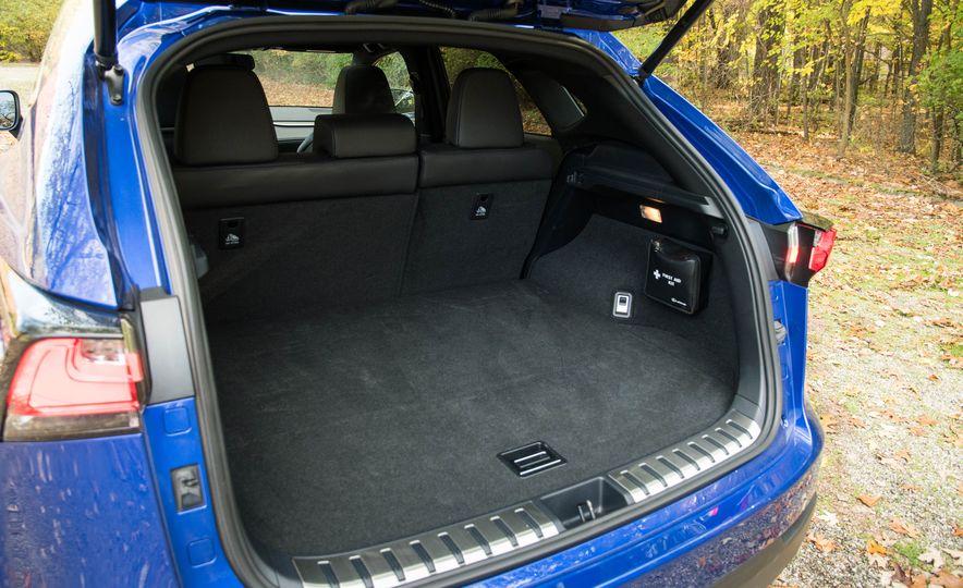 2017 Lexus NX200t F Sport - Slide 89