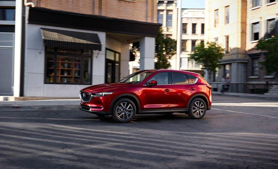 2017 Mazda CX-5 - Slide 1