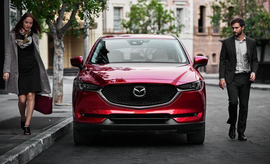 2017 Mazda CX-5 - Slide 5