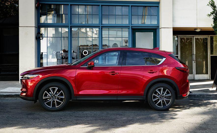 2017 Mazda CX-5 - Slide 7