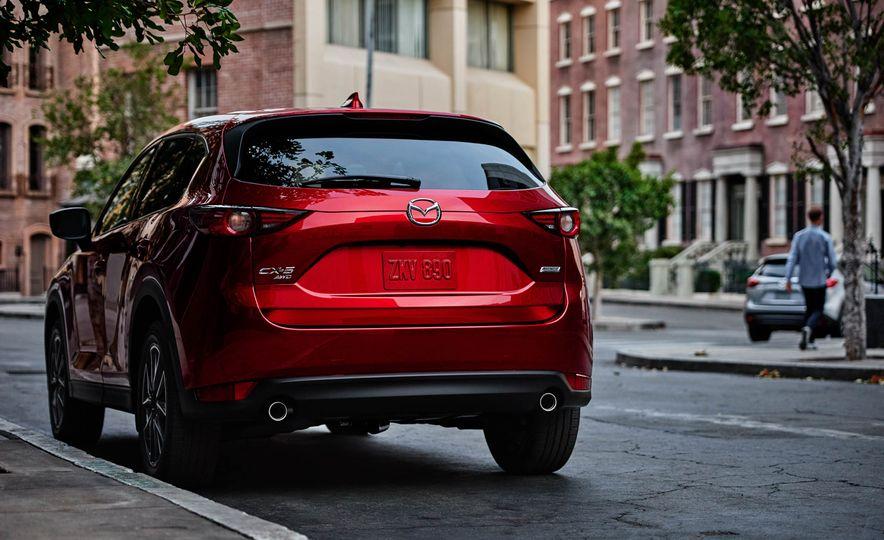 2017 Mazda CX-5 - Slide 9