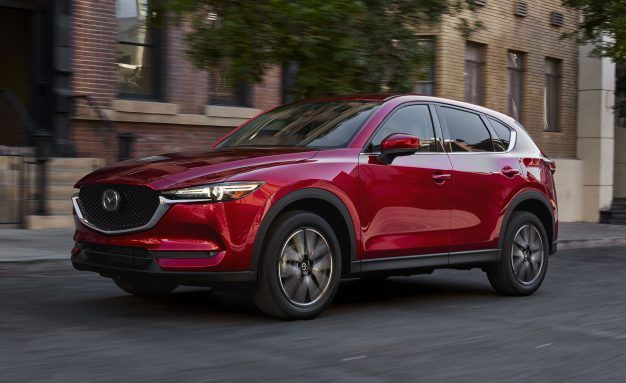 Redesigned 2017 Mazda CX 5 Brings More Everything And A Better Standard  Engine For $910