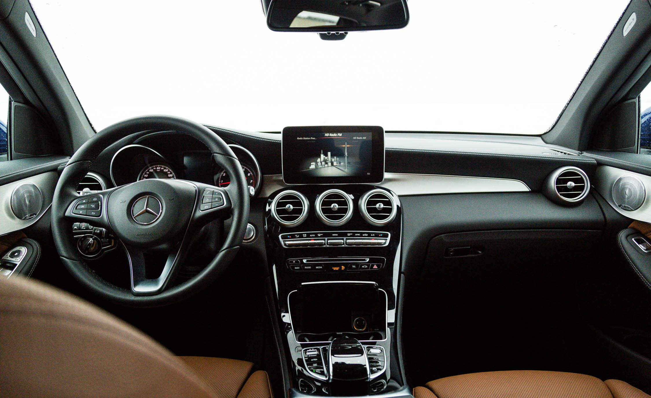 2020 Mercedes Benz Glc Cl Reviews Price Photos And Specs Car Driver
