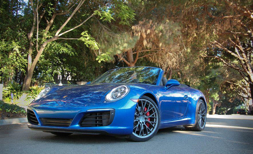 Development of a Porsche 911 Plug-In Hybrid Is Truly Dead - Slide 12