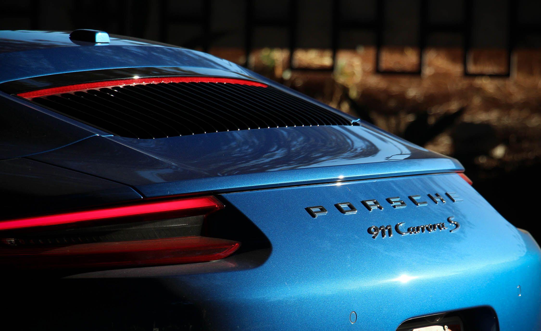 Porsche 911 Reviews Porsche 911 Price Photos And Specs Car And