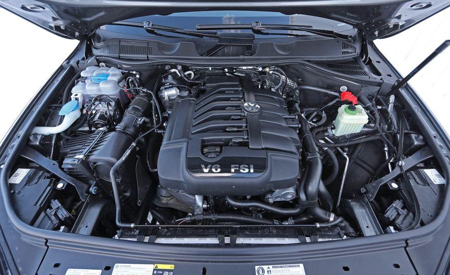 2017 Volkswagen Touareg - Slide 80
