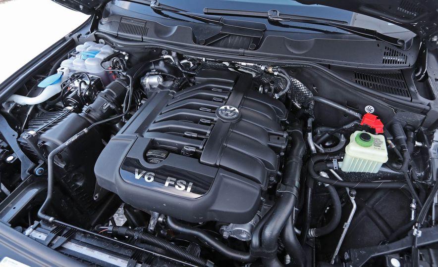 2017 Volkswagen Touareg - Slide 81