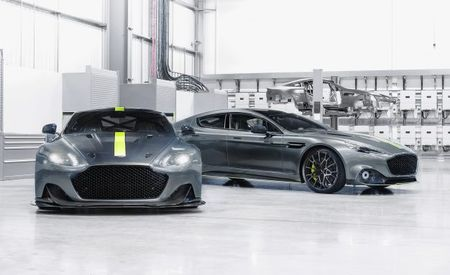 Track to Tarmac: Aston Martin Debuts AMR Performance Sub-Brand with Two Brash Concepts