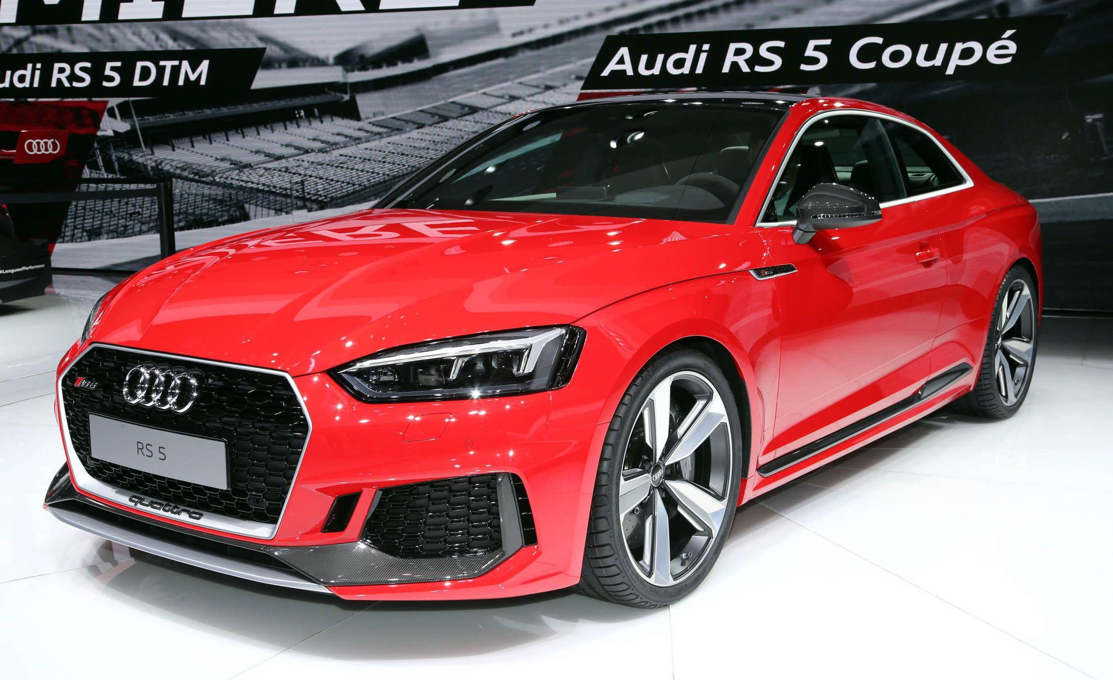 Audi RS Photos And Info News Car And Driver - Audi 5 car