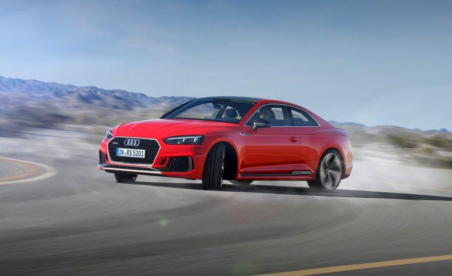 2018 Audi RS5 Sportback (artist's rendering) - Slide 2