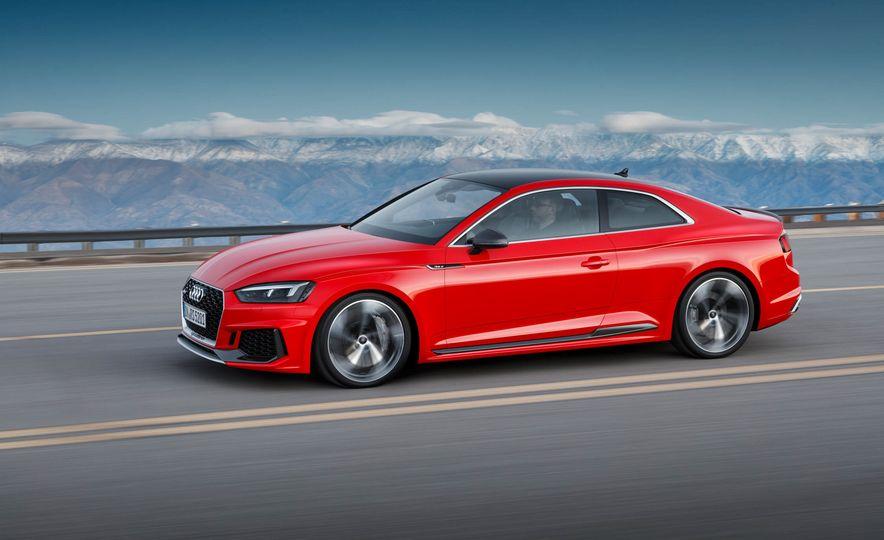 2018 Audi RS5 Sportback (artist's rendering) - Slide 6