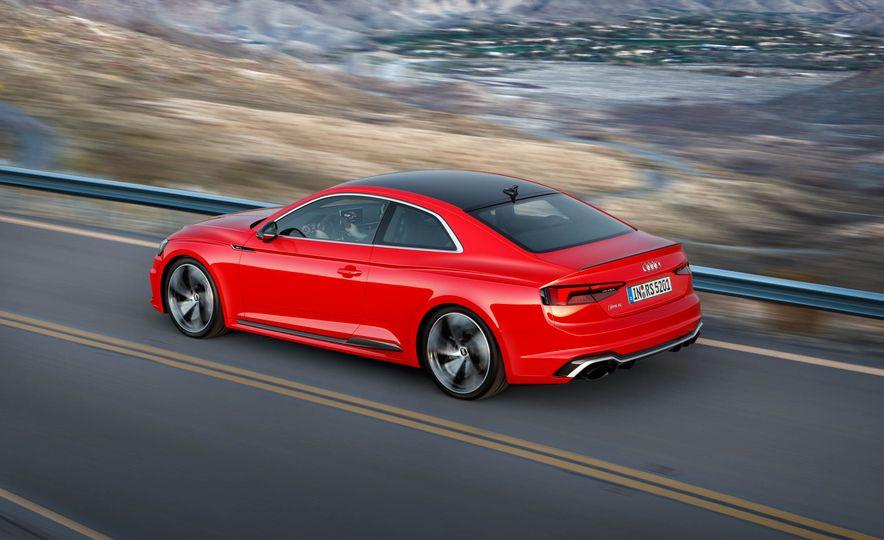 2018 Audi RS5 Sportback (artist's rendering) - Slide 7
