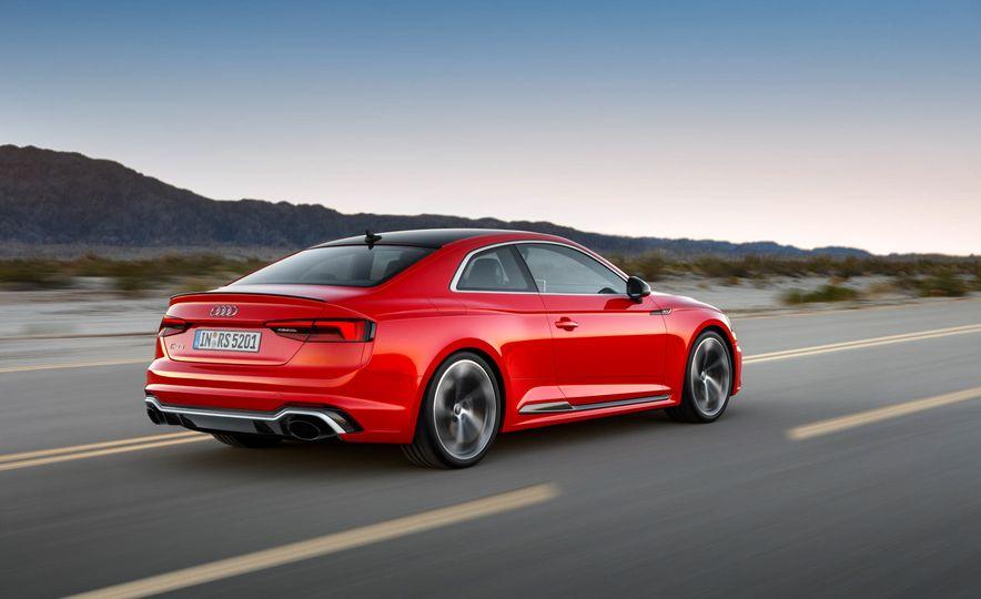 2018 Audi RS5 Sportback (artist's rendering) - Slide 9