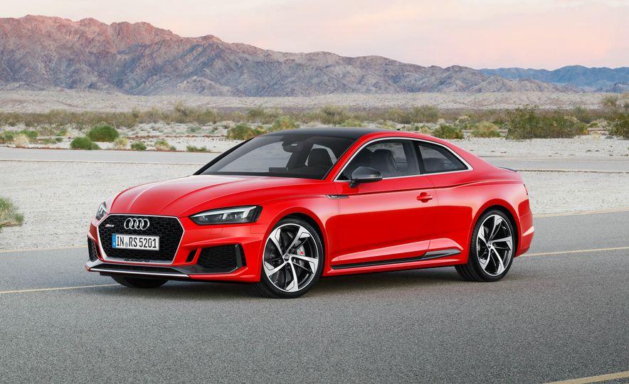 2018 Audi RS5 Sportback (artist's rendering) - Slide 14
