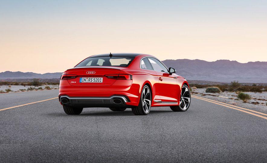 2018 Audi RS5 Sportback (artist's rendering) - Slide 18