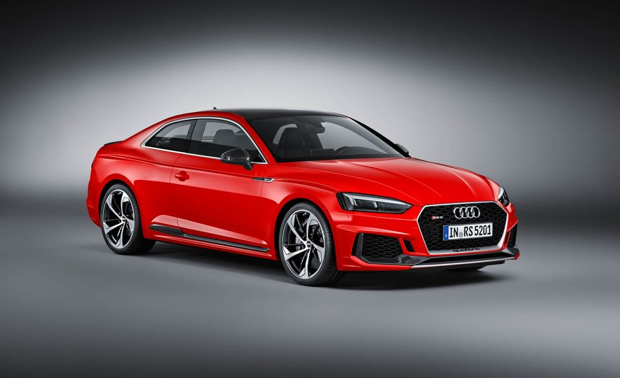 2018 Audi RS5 Sportback (artist's rendering) - Slide 19