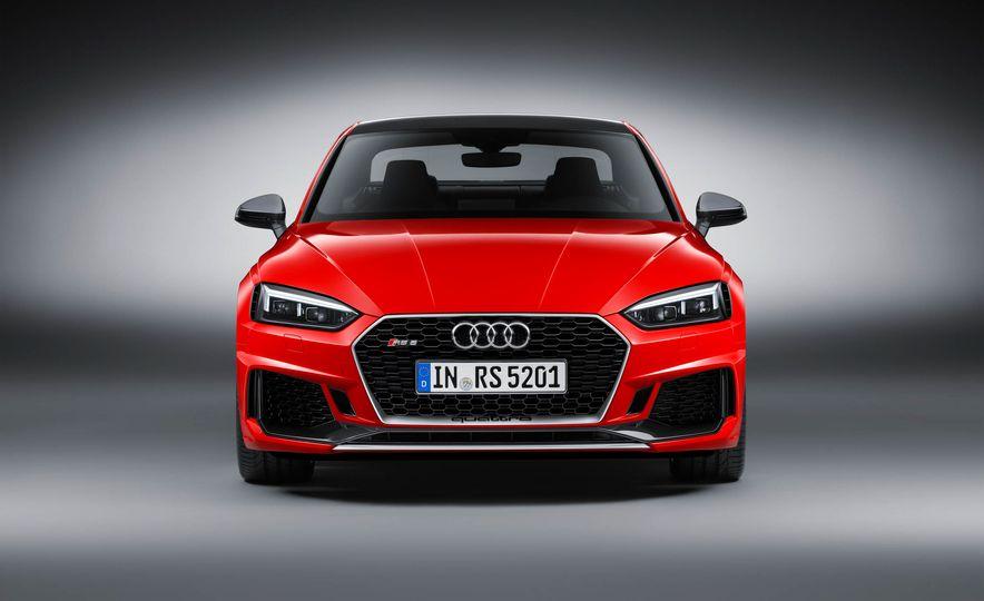 2018 Audi RS5 Sportback (artist's rendering) - Slide 20