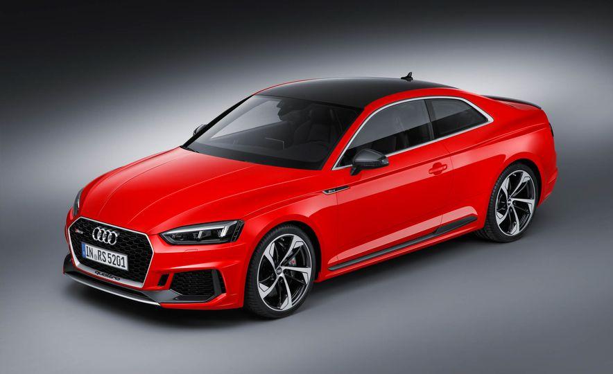 2018 Audi RS5 Sportback (artist's rendering) - Slide 21