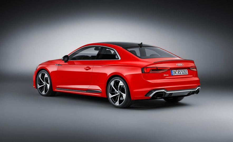 2018 Audi RS5 Sportback (artist's rendering) - Slide 22