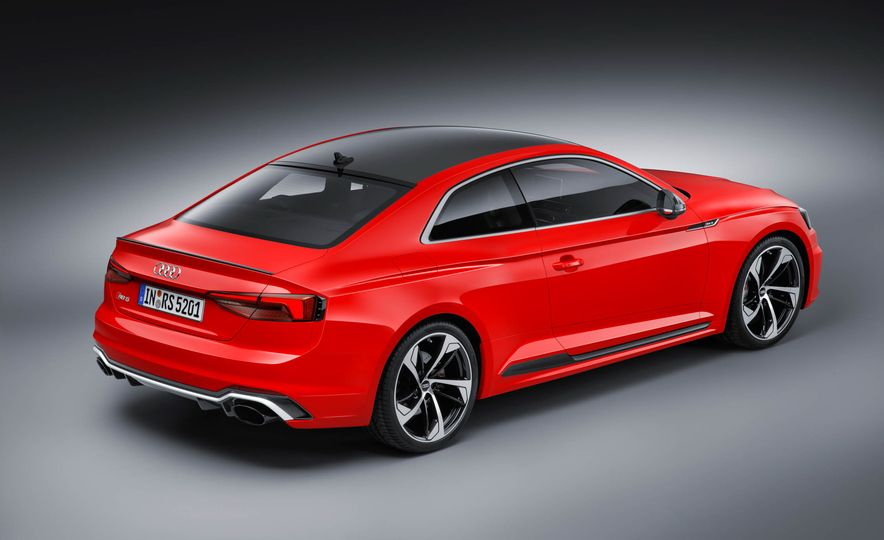 2018 Audi RS5 Sportback (artist's rendering) - Slide 23