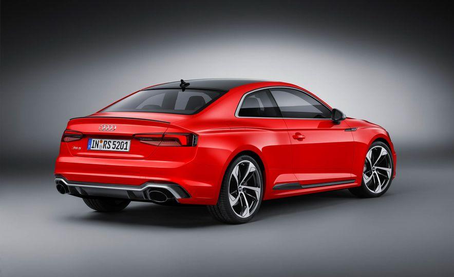 2018 Audi RS5 Sportback (artist's rendering) - Slide 24