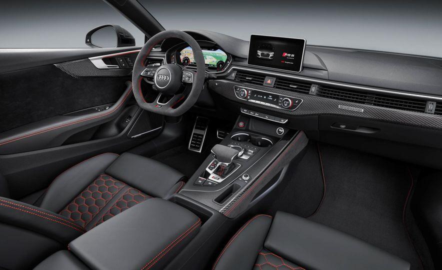 2018 Audi RS5 Sportback (artist's rendering) - Slide 25