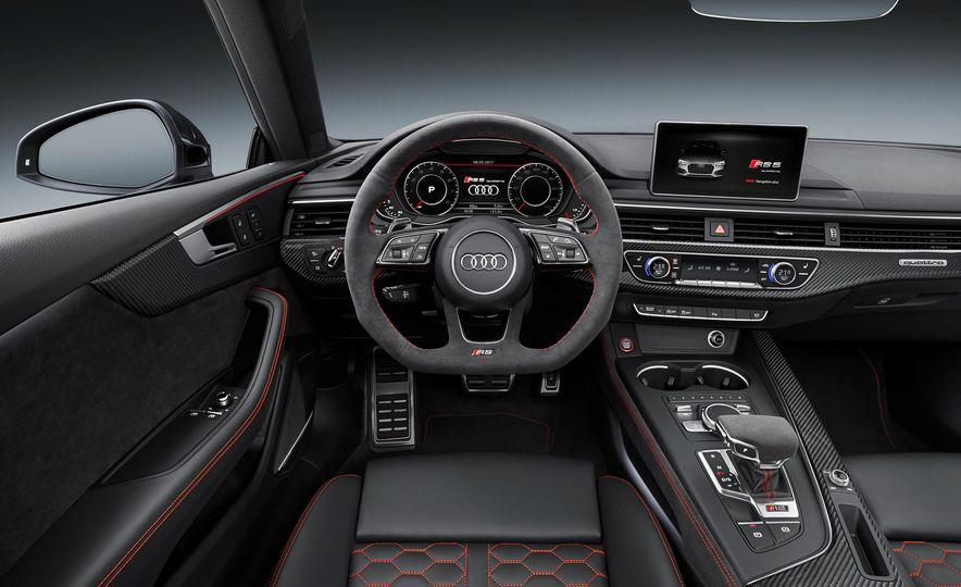2018 Audi RS5 Sportback (artist's rendering) - Slide 26