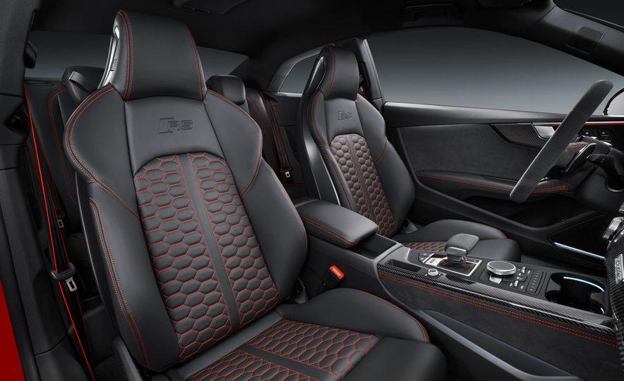 2018 Audi RS5 Sportback (artist's rendering) - Slide 27