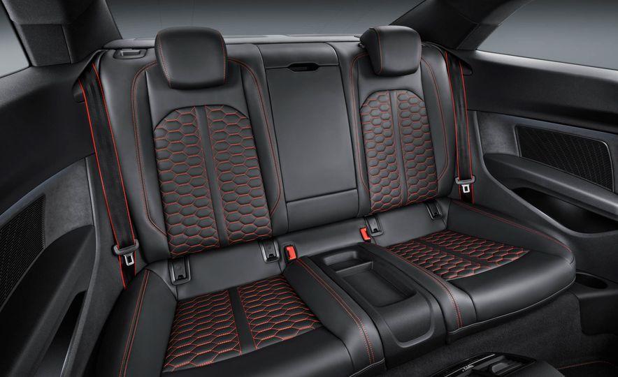 2018 Audi RS5 Sportback (artist's rendering) - Slide 28