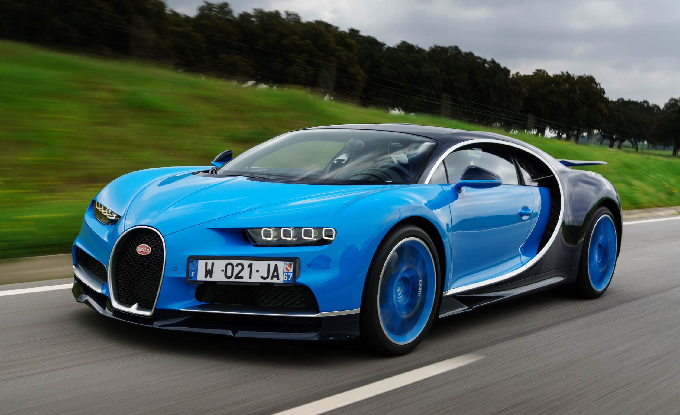 How much is a bugatti