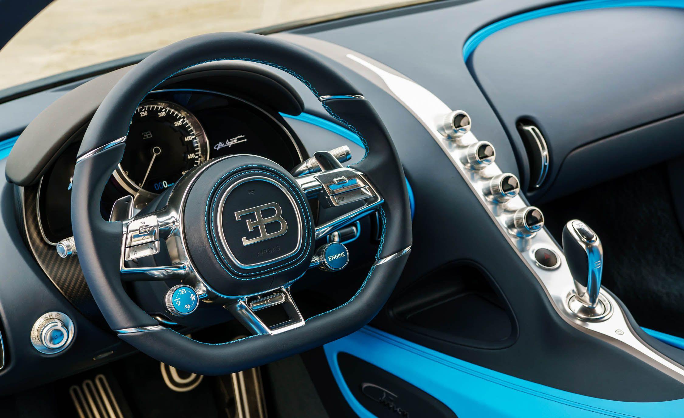 Bugatti Chiron Reviews | Bugatti Chiron Price, Photos, and Specs ...