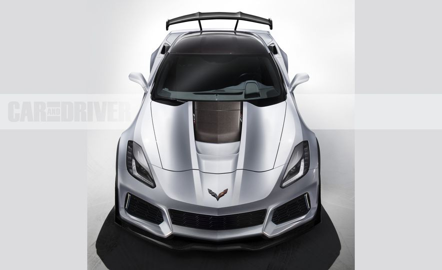 2018 Chevrolet Corvette ZR1 (spy photo) - Slide 28