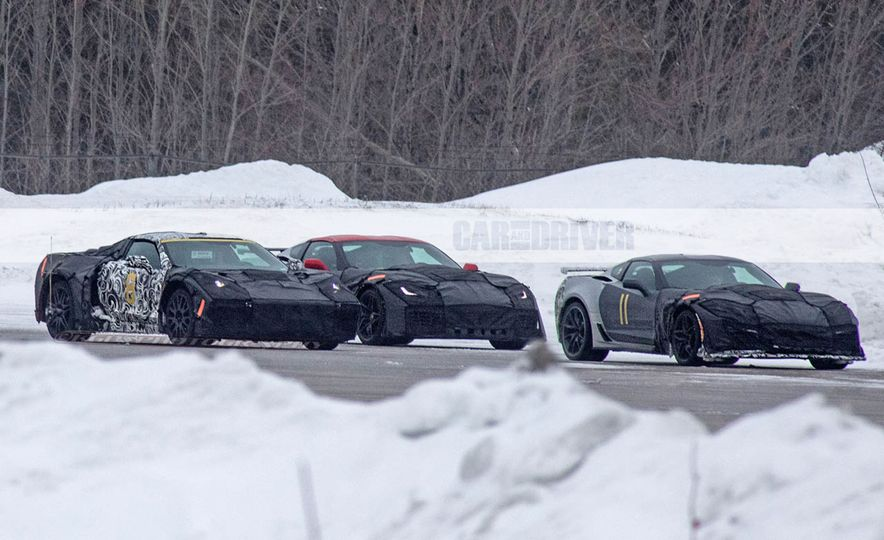 2018 Chevrolet Corvette ZR1 (spy photo) - Slide 29