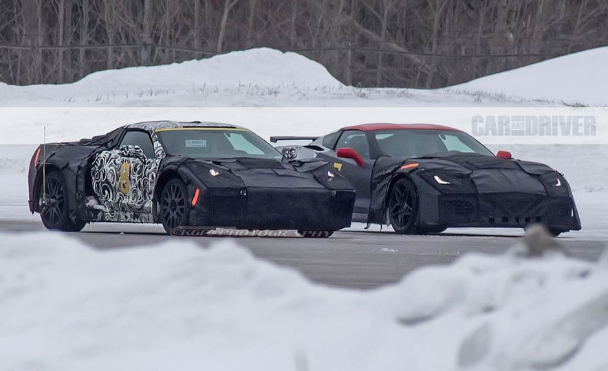 2018 Chevrolet Corvette ZR1 (spy photo) - Slide 31