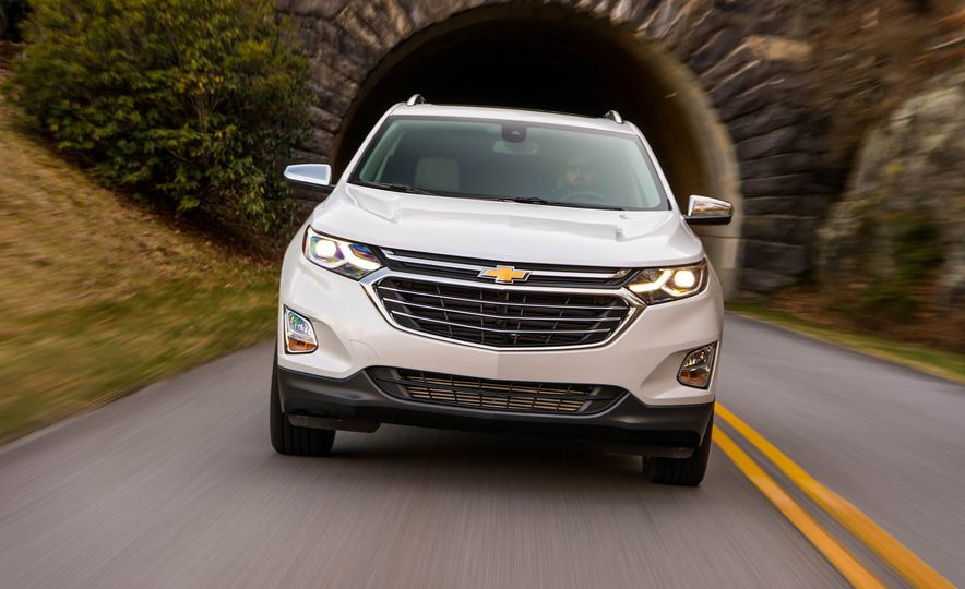 2018 Chevrolet Equinox - Slide 2