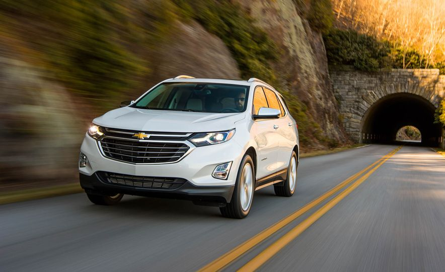 2018 Chevrolet Equinox - Slide 3