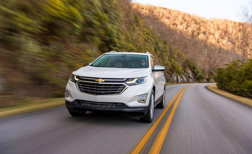 2018 Chevrolet Equinox - Slide 4